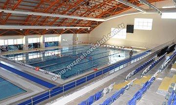 Tunceli Yarı Olimpik Yüzme Havuzu